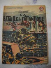La Bataille De L'Atlantique - Couverture - Format classique