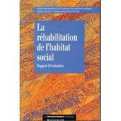 Vente livre :  Rehabilitation Habitat So  - Collectif