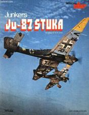 Junkers Ju-87 Stuka - Couverture - Format classique