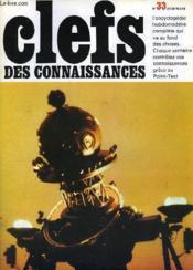 Clefs Des Connaissances - N°33 - Couverture - Format classique