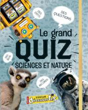 Vente livre :  Le grand quiz sciences et nature  - Collectif