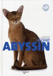 Vente livre :  Le chat abyssin  - Thiriot