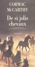 De Si Jolis Chevaux (Nouvelle Edition) - Intérieur - Format classique