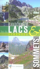 Randonnees Vers Les Lacs Et Sommets Des Pyrenees - Intérieur - Format classique