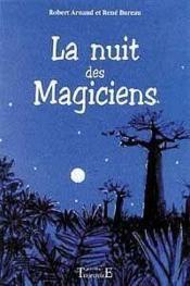 La nuit des magiciens - Couverture - Format classique