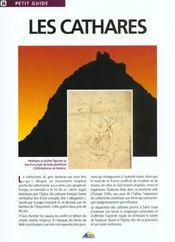 Petit Guide T.36 ; Les Cathares - Intérieur - Format classique