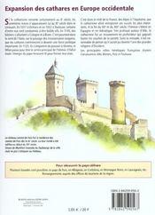 Petit Guide T.36 ; Les Cathares - 4ème de couverture - Format classique