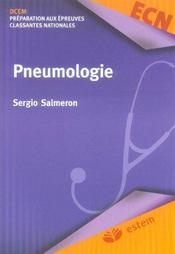 Pneumologie 5e Edition Collection Medicale Par Specialite - Intérieur - Format classique
