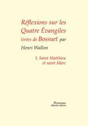 Reflexions quatre evangiles 2 vol - Couverture - Format classique