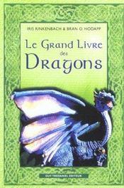 Grand livre des dragons (le) - Intérieur - Format classique