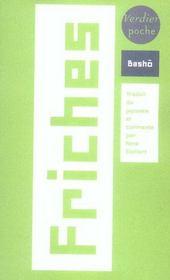 Friches - Intérieur - Format classique