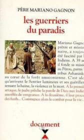 Les Guerriers Du Paradis - Couverture - Format classique