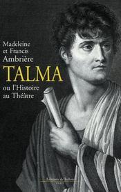 Talma - Intérieur - Format classique
