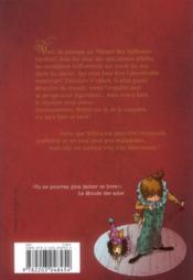 Wilma Tenderfoot t.2 ; l'enigme du poison putride - 4ème de couverture - Format classique