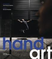 Hand art ; FFHB équipe de France - Couverture - Format classique
