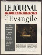 Le journal de l'evangile - Couverture - Format classique