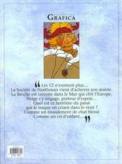 Neige t.8 ; la breche - 4ème de couverture - Format classique