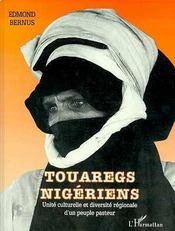Touaregs Nigeriens - Intérieur - Format classique