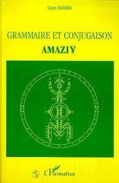 Grammaire Et Conjugaison Amaziy - Intérieur - Format classique