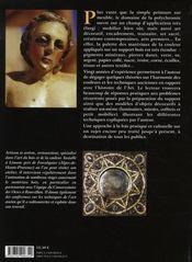 Polychromies sur bois - 4ème de couverture - Format classique