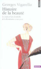 Histoire de la beauté - Intérieur - Format classique