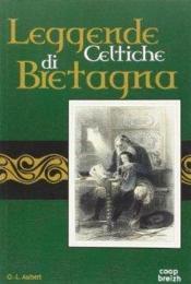 Leggende celtiche di bretagna - Couverture - Format classique
