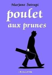 Poulet aux prunes - Couverture - Format classique