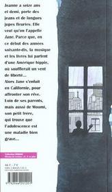 Fugue En Mineure - 4ème de couverture - Format classique