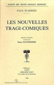 Les Nouvelles Tragi-Comiques - Couverture - Format classique