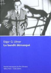 Bandit Demasque (Le) - Couverture - Format classique