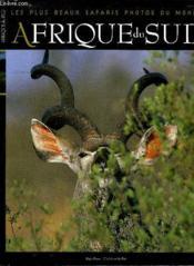 Les plus beaux safaris photos du monde ; Afrique du Sud - Couverture - Format classique