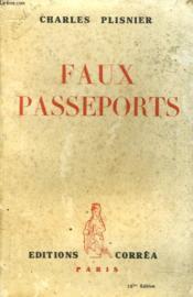 Faux Passeport - Couverture - Format classique