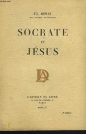 Socrate Et Jesus - Couverture - Format classique