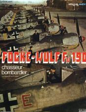 Focke-Wulf Fx190 - Chasseur-Bombardier - Couverture - Format classique
