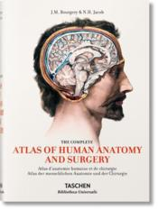 Vente livre :  Bourgery ; the complete atlas of human anatomy and surgery  - Collectif
