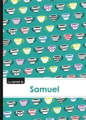 Vente  Carnet Samuel Lignes,96p,A5 Coffeecups  - Michel David - Collectif