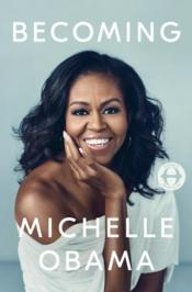 Vente  Becoming (hardback)  - Michelle Obama