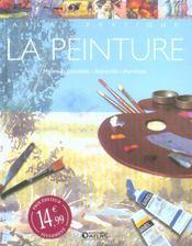 La Peinture - Intérieur - Format classique