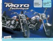 Rmt 109.1 Yam Xvs650 /Kawa Vn800 - Couverture - Format classique