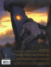 Millénaire t.1 ; les chiens de dieu - 4ème de couverture - Format classique