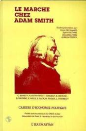 Marche Chez Adam Smith N 19 - Couverture - Format classique