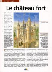 Le chateau fort - Couverture - Format classique