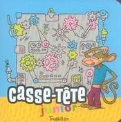 Casse-tête junior - Intérieur - Format classique