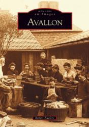 Avallon - Couverture - Format classique