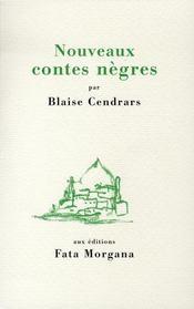 Nouveaux contes nègres - Intérieur - Format classique