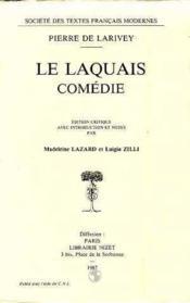 Le Laquais - Couverture - Format classique