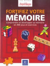 Fortifiez Votre Memoire - Couverture - Format classique