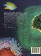Le plus beau lagon du monde - 4ème de couverture - Format classique
