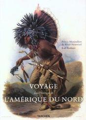 Va-Voyage Dans L'Interieur De L'Amerique Du Nord - Intérieur - Format classique