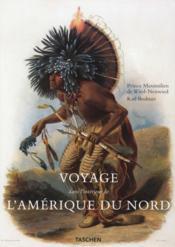 Va-Voyage Dans L'Interieur De L'Amerique Du Nord - Couverture - Format classique